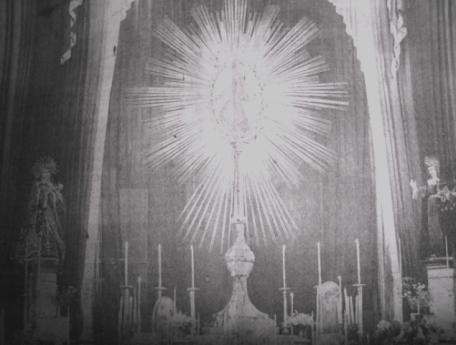 Lunes santo de 1910