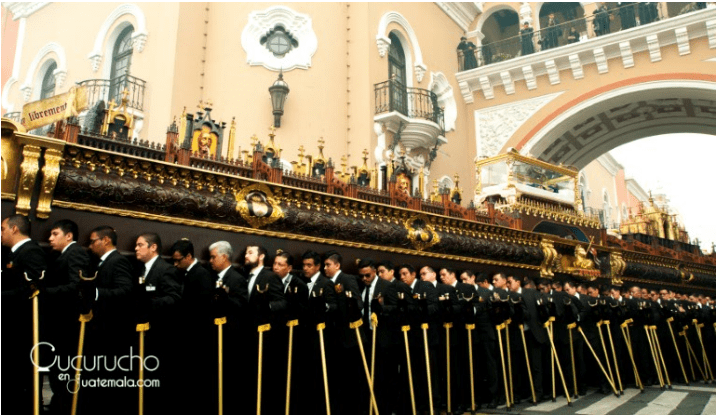 videos de semana santa en guatemala