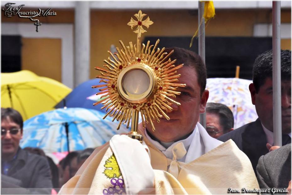 corpus christi en quetzaltenango