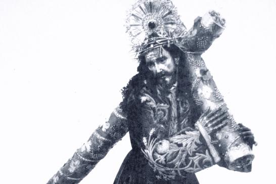 Consagracion de Jesus de la Merced