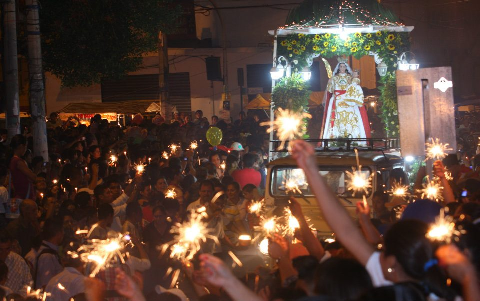 Reina de la Paz, Patrona de El Salvador