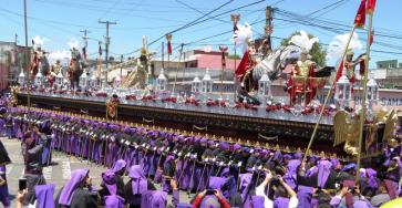 recorrido procesion jesus de los milagros de san jose