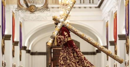 jesus nazareno del beaterio de belén
