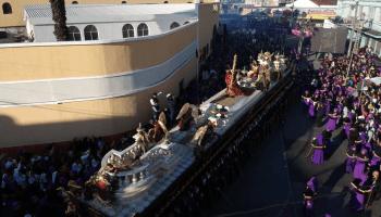 procesiones de semana santa 2020