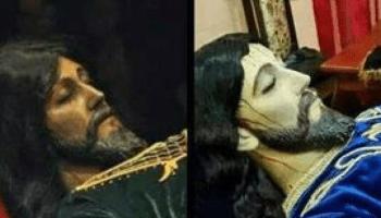 restauración de imágenes religiosas en guatemala
