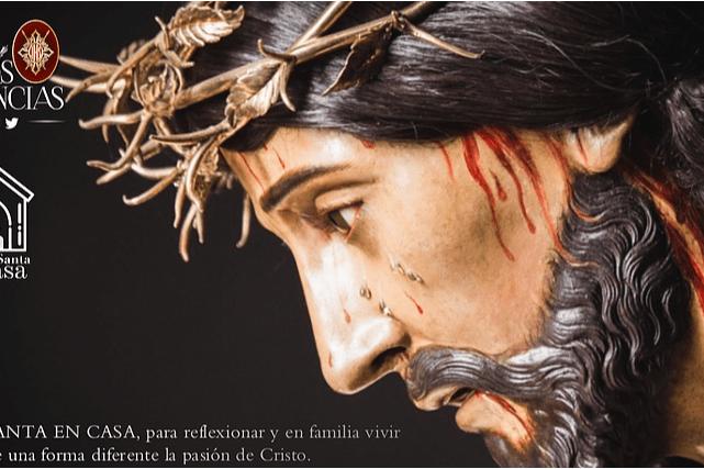 semana santa en familia por la hermandad de las tres potencias