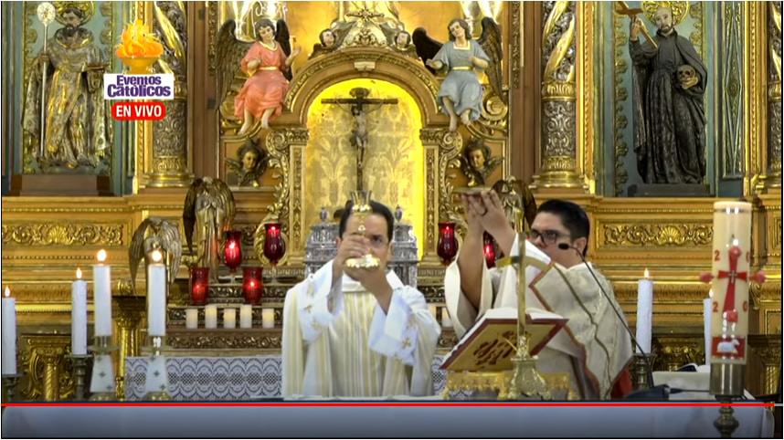 horarios de misa por televisión guatemala