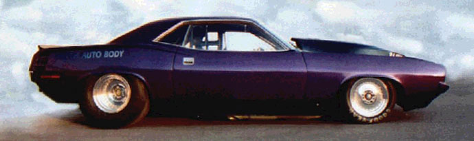 71 Challenger 1 4 Scoop