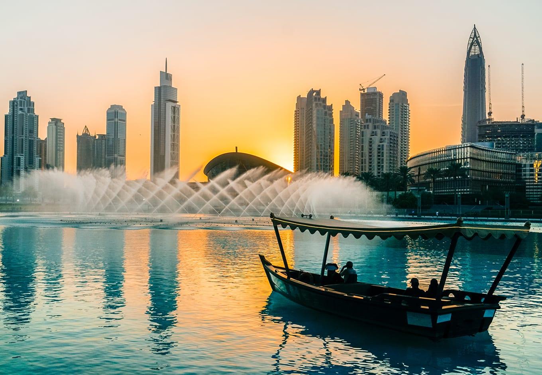 dubai uae middle east travel guide