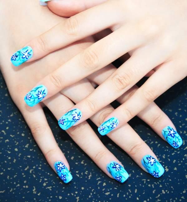 Acrylic Nail Designs 50 3