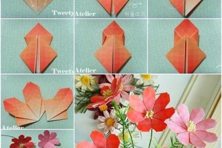 Interior Cool Easy Origami Electronic Wallpaper Electronic Wallpaper