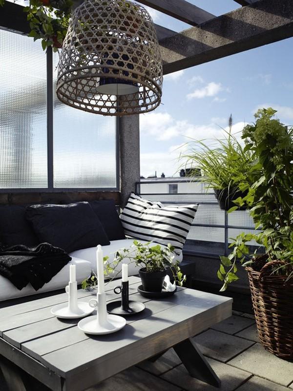 55 Apartment Balcony Decorating Ideas Cuded
