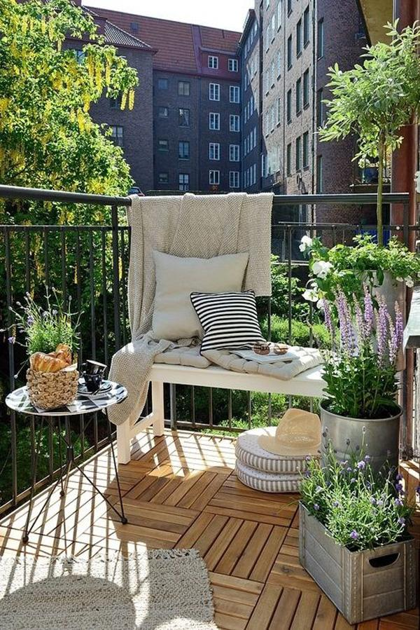 Make The Most Out Of Your Balcony By Adding Simple Yet Multi Functioning Furniture