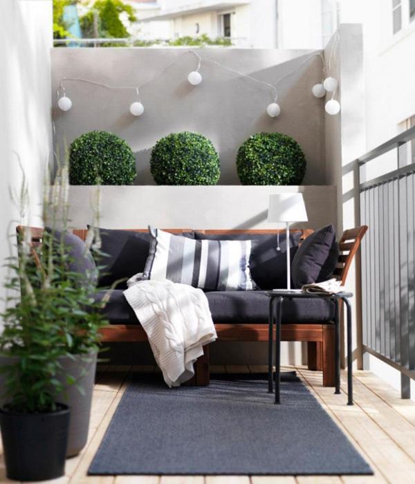 Image result for minimalist balcony decor