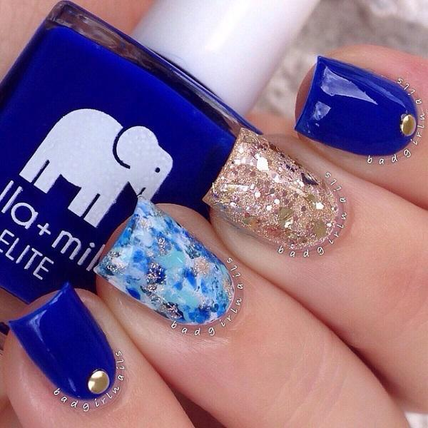 Sted Nail Art Designs