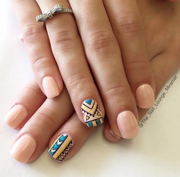 Latest Attractive Nail Polish Designs Trends For S 2016