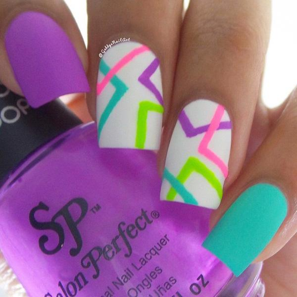 Simple Nail Art Designs 2016 Images And Wallpapers