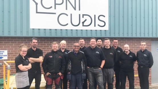 The DIY SOS Team Visit Cudis HQ