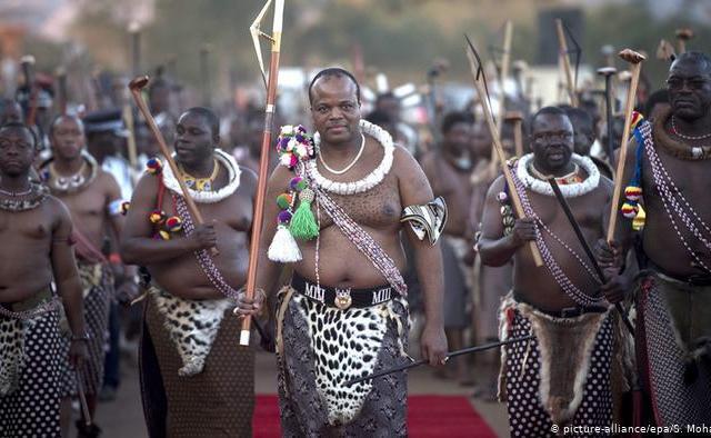 The Dark Arts of eSwatini