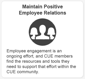 Maintain Positive Employee Relations