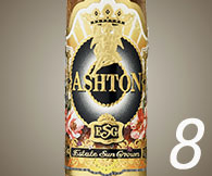 No. 8 Ashton Estate Sun Grown 22 Year Salute