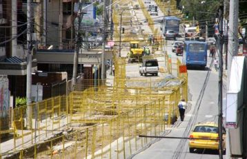 Traffic disruptions will get worse as pace of tram construction quickens.