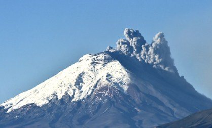 Cotopaxi in early September.