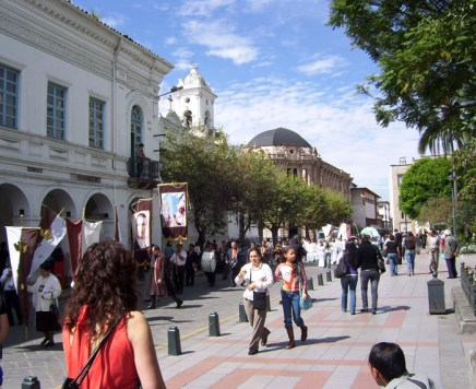 Cuenca's quality of life was cited in Future City award.
