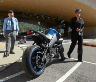High-performance motorcycles are frequently used in crimes.
