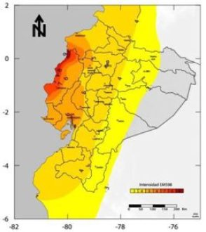 Ecuador's earthquake risk map will be revised.
