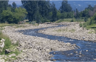Cuenca's rivers are running low.
