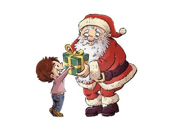 La historia de Santa Claus. El origen de Papá Noel