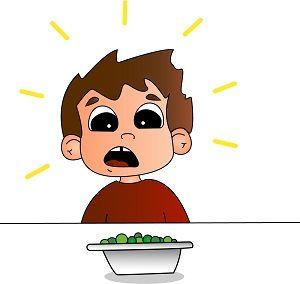 cuento de legumbres