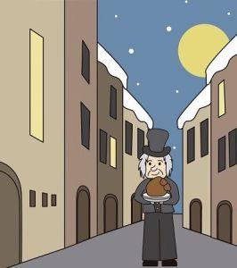 Un cuento de Navidad Dickens