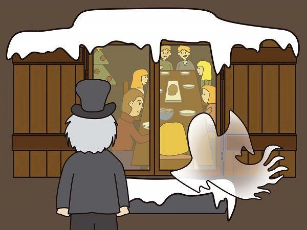 Un Cuento de Navidad. Charles Dickens