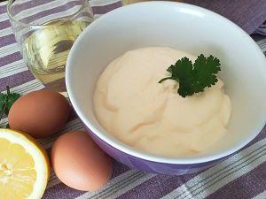 como hacer mayonesa casera