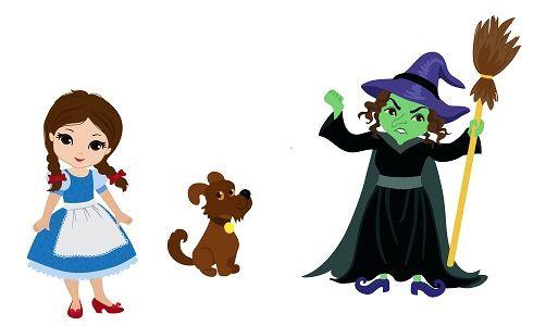 el mago de Oz cuento