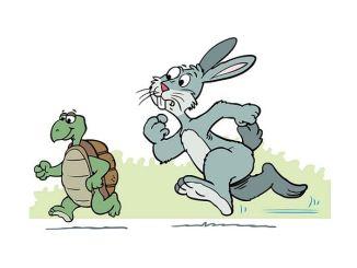 la liebre y la tortuga cuento