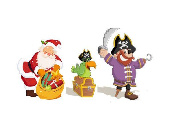 Cuentos de piratas para infantil