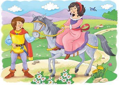 blancanieves y el principe