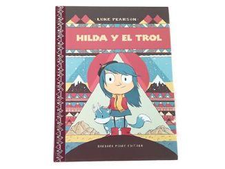 HILDA COMIC. HILDA Y EL TROL
