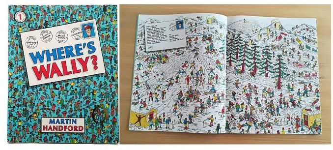 WHERE´S WALLY NOW