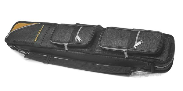 Laperti De Luxe Cue Bag for 8 Shafts and 4 Butts