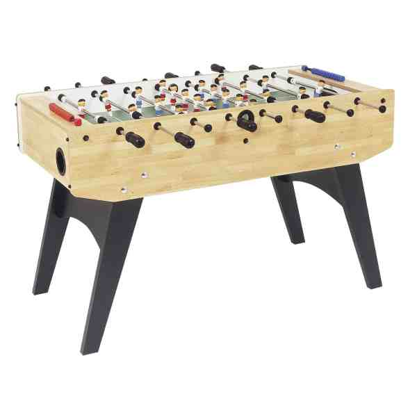 Garlando F20 Foldable Table Football Beech