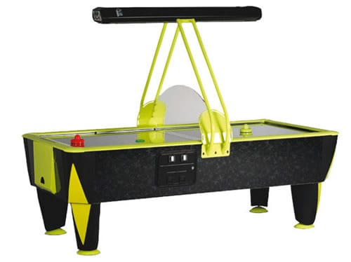 SAM Cosmic Fast Track Air Hockey Table - 8ft
