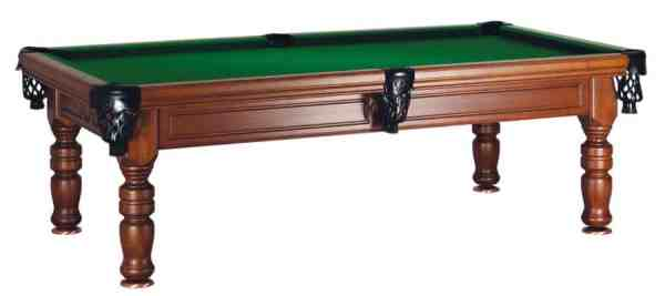 Sam Madrid 6ft 7ft or 8ft American Pool Table