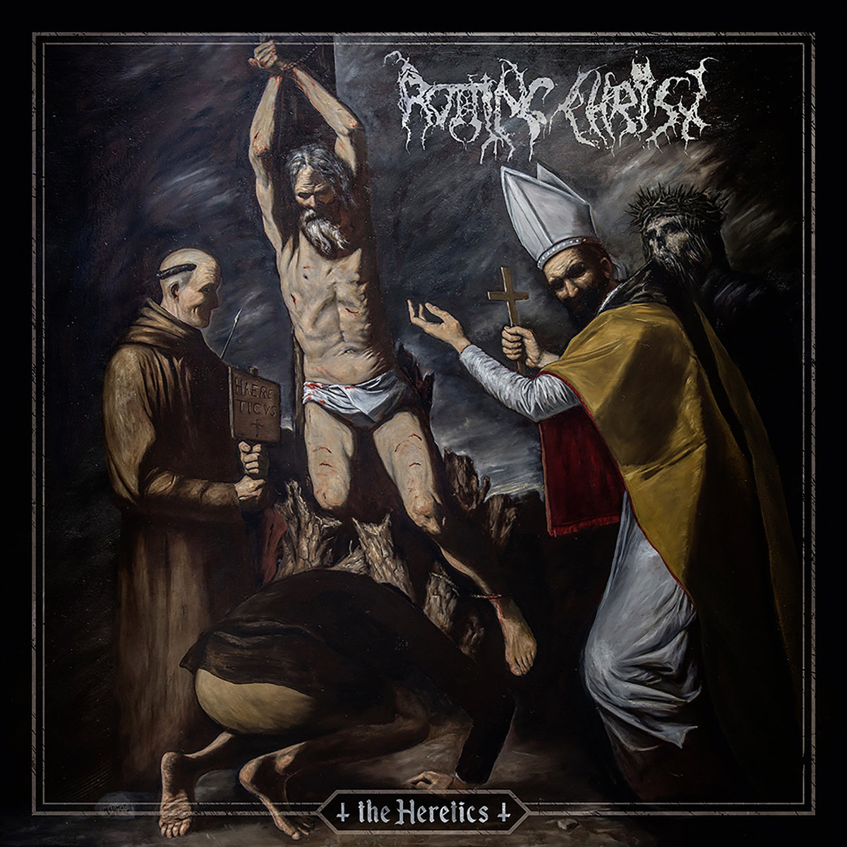 ALBUM REVIEWS: ROTTING CHRIST – THE HERETICS