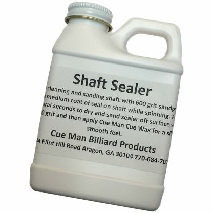 Cue Shaft Sealer (Click for Replacement Product Info)-0