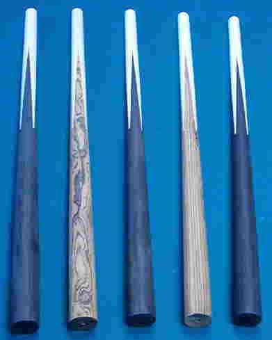 Full Splice Butt Blanks - Shedua into Maple-0