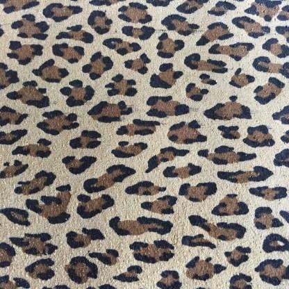 Leopard Suede-0